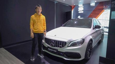 【2018广州车展】百万级高性能车中最后的8缸机 解析新款AMG C63