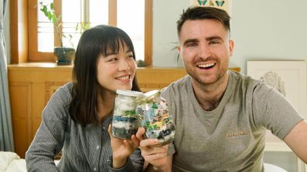 一对北京情侣, 3年零收入、不消费, 却过得比中产还幸福