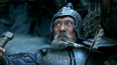 黄忠不惜身中数箭诱吴军入埋伏圈, 程普为救韩当周泰, 被一箭射杀