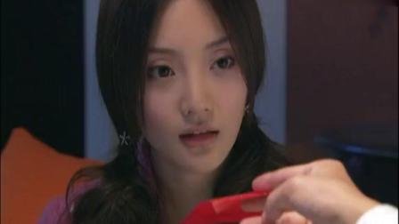 来电奇缘: 总裁明明想帮晓彤过生日, 却嘴硬说不是为她准备的蛋糕