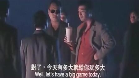 古惑仔之人在江湖粤语, 陈浩南无心江湖, 靓坤心狠手辣大B哥被杀!