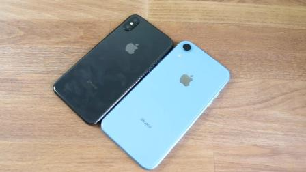 iPhone XR对比小米8,在速度方面测试,该买哪款?