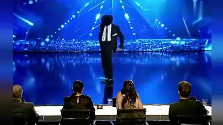 节目现场再现迈克尔杰克逊神级模仿, 全场观众都喊疯了, 太棒了