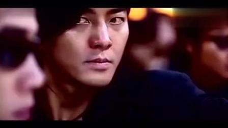 山鸡被陷害, 陈浩南从香港带几百来要人, 这才是兄弟!
