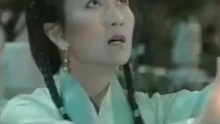 白素贞帮助小青借月复真气 赵雅芝太美了 !