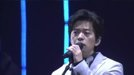 李健很少唱现场的一首歌, 这首《水流众生》意境太美了