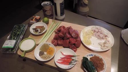 印尼菜 巴东牛肉