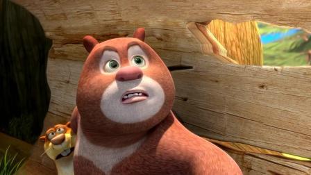 熊出没: 熊大熊二连自己的老师都害怕
