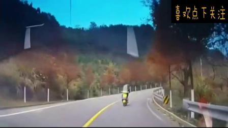 事故集锦, 汽车司机遇到这些情况, 真的是伤不起啊!