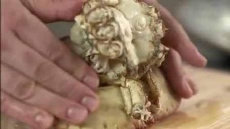 风味人间: 面包蟹是难得的美味, 怎么吃才不会浪费呢?