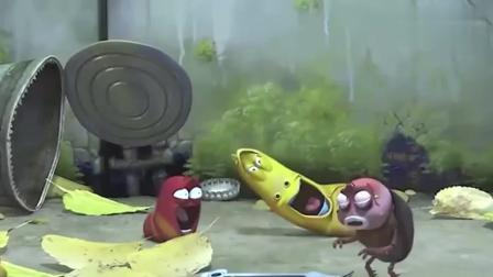 爆笑虫子: 一根叉子要了傻虫子的命, 频频遭到迫害, 仍然执迷不悟