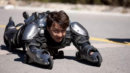 全球最快轮滑, 全身32个车轮, 成龙曾经亲自试驾, 玩起人体漂移