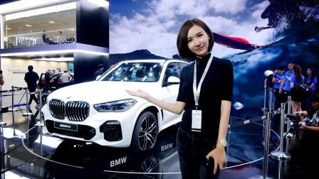 2018广州车展: BMW产品线第一款SUV又双叒叕换代了—全新宝马X5