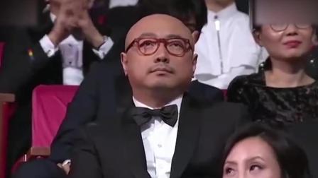 徐峥获金马奖最佳男主角, 其他四位提名者表情各有不同, 他最淡定