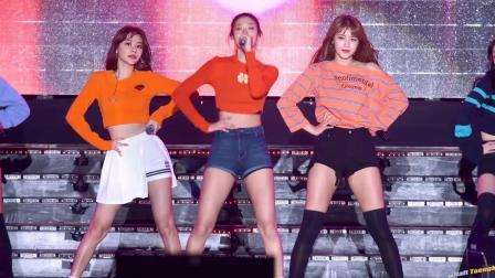 金雪炫AOA《Heart Attack》浦港K-POP庆典饭拍版181027