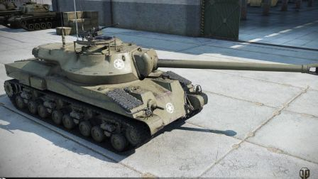 【坦克世界闪电战】铁王八t28原逆风翻盘把妹