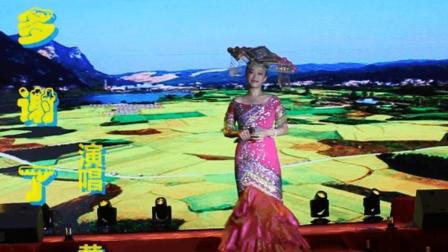 广西歌手再唱刘三姐经典歌曲《多谢了》, 甜美歌声勾起壮乡人记忆