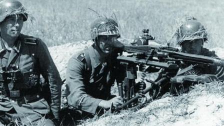 苏军伏击德军部队, 这作战部署实在是太过紧密!