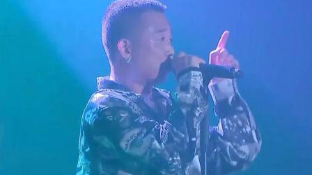 GAI是真正的说唱冠军, 在香港演唱《沧海一声笑》征服全场歌迷