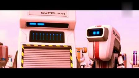 《机器人总动员》番外——电焊工波力(结尾有彩蛋)