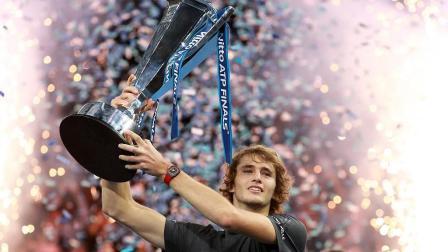 ATP年终总决赛争冠战兹维列夫首次问鼎