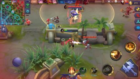 王者荣耀海外版 英雄联盟手游 新英雄勇敢的战士米西塔尔