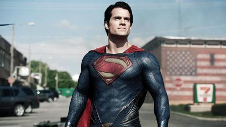 终于清楚, 超人胸前logo的意义, 原来超人是未来人类回到过去, 自救!