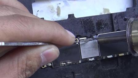 iphone6s机重启故障实战维修视频教程《一》   潘长顺手机维修培训