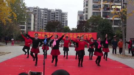 舞  蹈  拉 萨 夜 雨 演出单位徐矿城舞蹈队孙成玲等