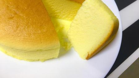 轻乳酪蛋糕的做法, 来自于一名师的配方, 最佳口感, 没有之一!