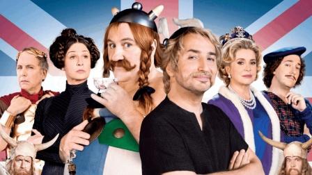 法国喜剧电影, 高卢英雄拯救英格兰, 不要被自己笑出的腹肌吓到哟