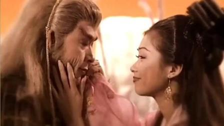 天地争霸美猴王: 万妖女王这条大蟒精, 一女侍二夫, 又是猴, 又是龙的!