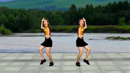 流行广场舞《一晃就老了》歌词现实有道理, 简单时尚又好学