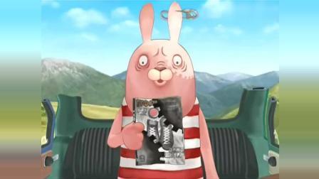 兔: 面对, 连科终于坐不住了, 把当萝卜插在地上!