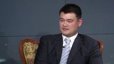 姚明为什么接任篮协主席? 他的回答让崔永元也肃然起敬
