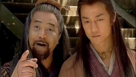 笑傲江湖: 任我行说华山派的精髓在令狐冲手上, 独孤九剑一招击败岳不群!