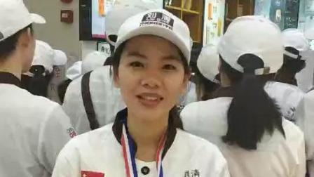 刘清西点蛋糕培训学校开店实战特训营, 我在现场!