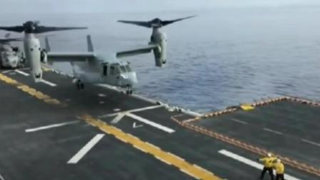 旋翼机鱼鹰从航空母舰上起飞, 发动机舱的旋转是鱼鹰旋翼机的秘密