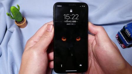 这种壁纸只有iPhone用才好看! 亮屏的一瞬间, 效果太棒了