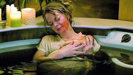 畸形的母爱, 刚出生的婴儿不哭不闹, 母亲硬是用血喂活了她