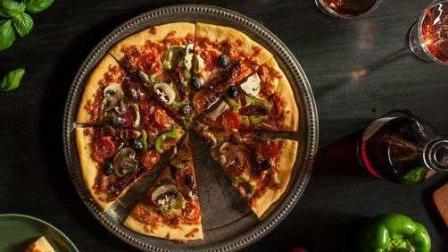 口水直流的芝士披萨, 独特的做法, 好吃到爆, 包教会