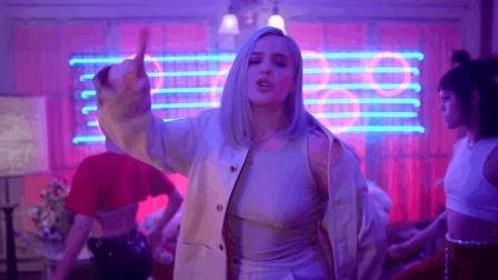 2018年最火的英国女歌手之一, 一首电音舞曲《Friends》让她一举成名!