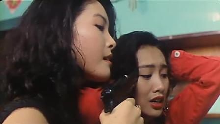 杨丽箐动作片, 万梓良三招被制服, 不知道和甄子丹对决有无胜算!
