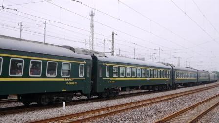 T181次哈尔滨西-汉口通过丹水池站