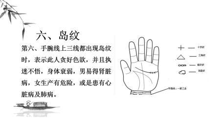 手相第十九讲手腕线看你是哪类财富命