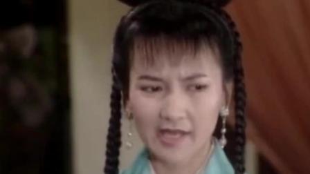 白素贞对许仙太好 小青吃醋了 竟不小心说自己也喜欢许仙!
