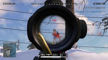 狙击手麦克: 不会压枪也能轻松制敌, 4倍LVOA步枪近战扫射教程!