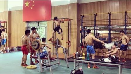 举重看中国: 高质量训练与优良意志品质