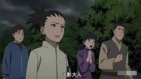 火影忍者: 雏田跑向鸣人的瞬间, 我又相信爱情了