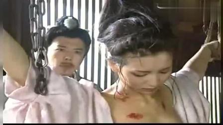 英雄吕不韦, 吕不韦看到被折磨不成人样的云姜, 狂扇太监赵高耳光